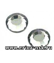 Стразы Swarovski SS5/215 Black Diamond( 50 шт.)